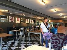 Restaurant, Poppies, 7th Street Melville
