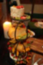Wedding catering, cakes, food, menus, Melville, 7th Street