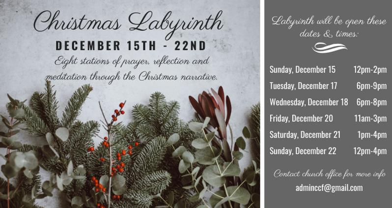 Christmas Labyrinth bulletin insert.png