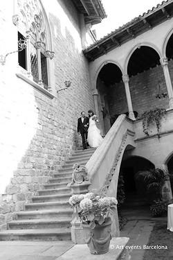 Castillo en Hostalric