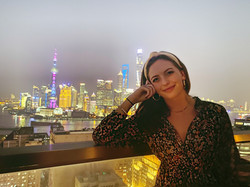 View from The Shanghai EDITION