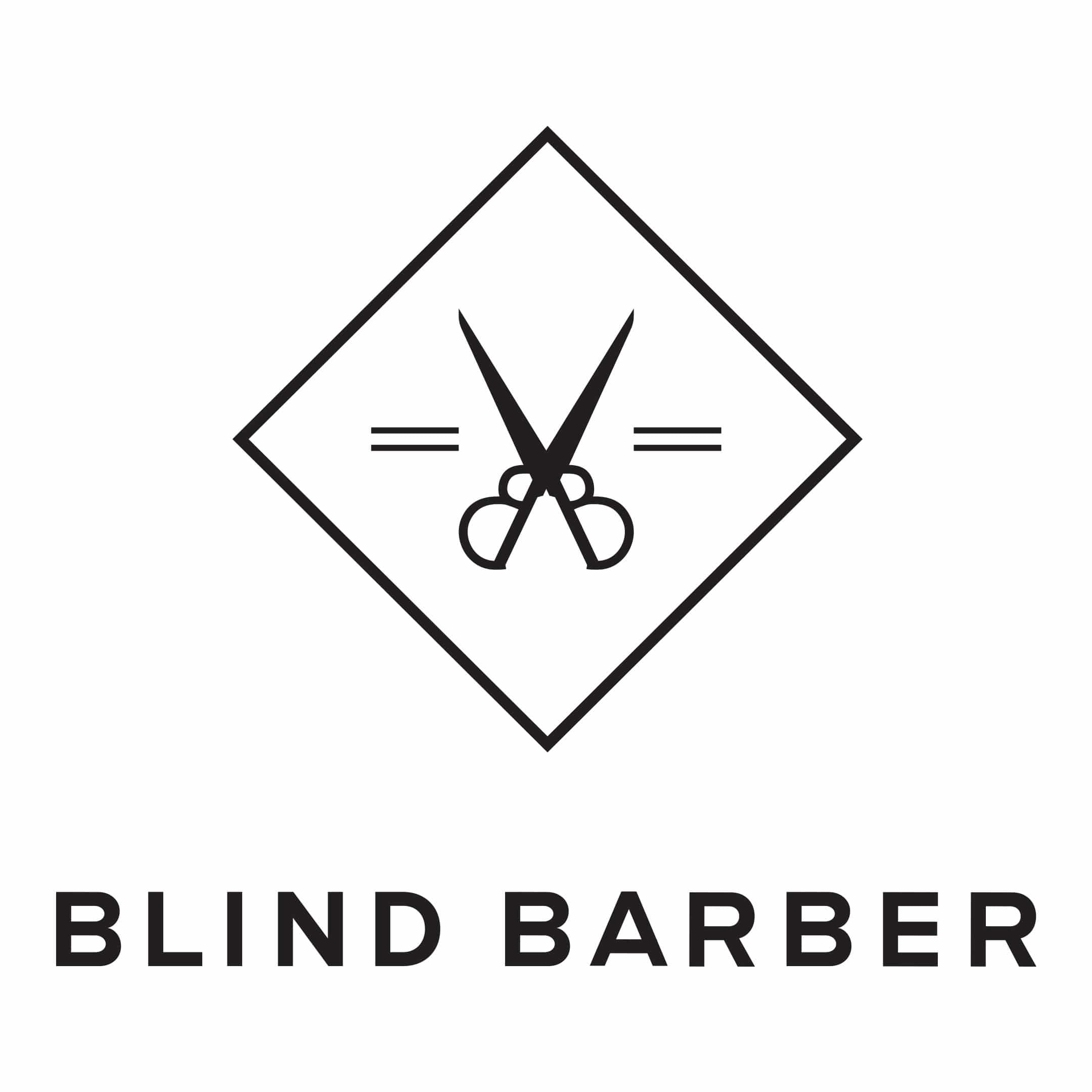 Blind-Barber-Logo
