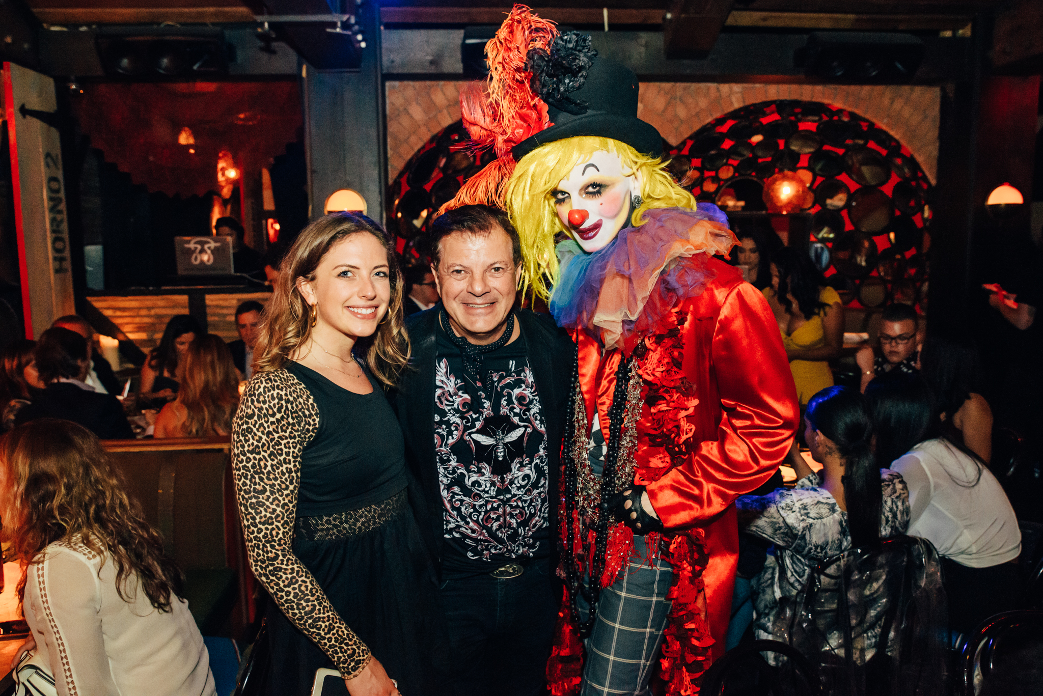 Circo Thursday's at Bodega Negra with Rocco Ancarola