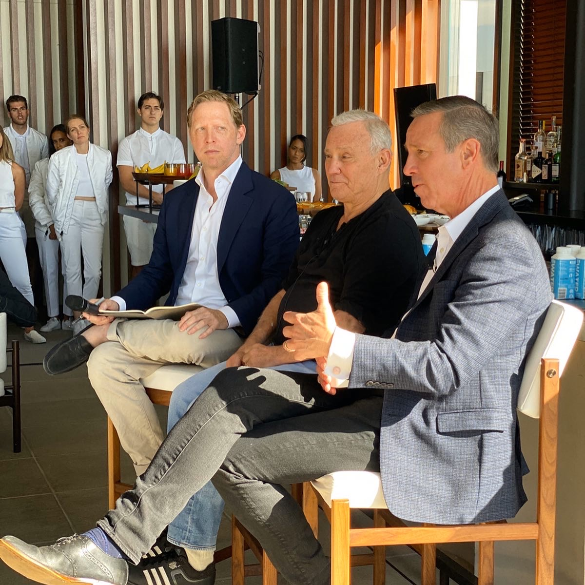 Ian Schrager and Arne Sorenson Interview