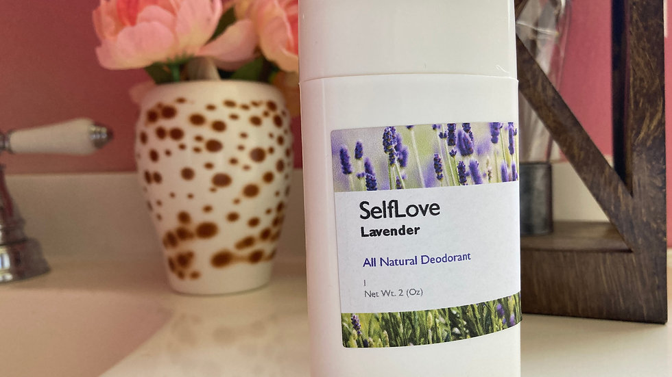 Lavender Deodorant