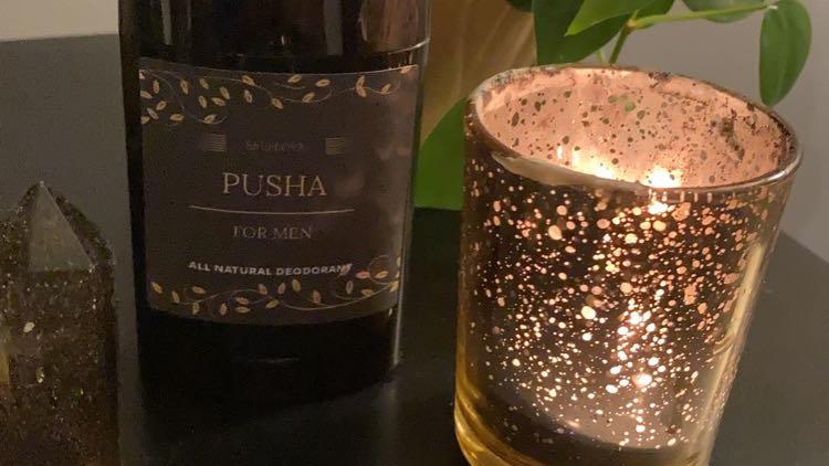 PUSHA Deodorant (Mens)
