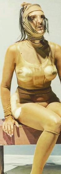 Une fille en or