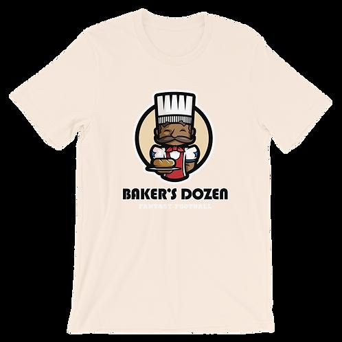 Baker's Dozen Unisex T-Shirt (French Vanilla)
