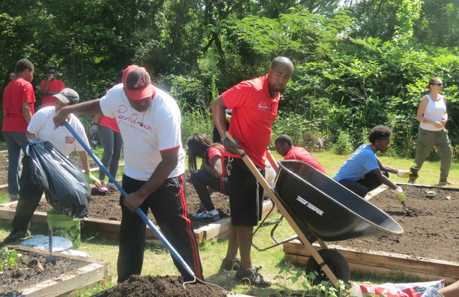 RCF Community Garden