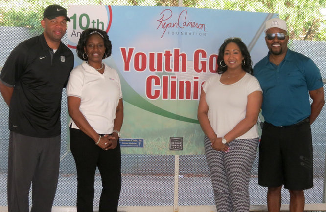 RCF Youth Golf Clinic