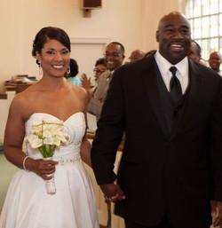 Wedding of Jerusa Wilson. Esq.
