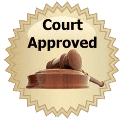 Court Approved