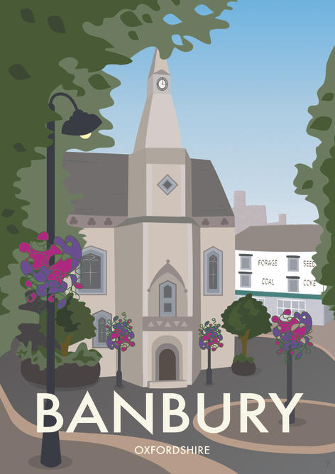 Banbury vintage print actual updated Jan