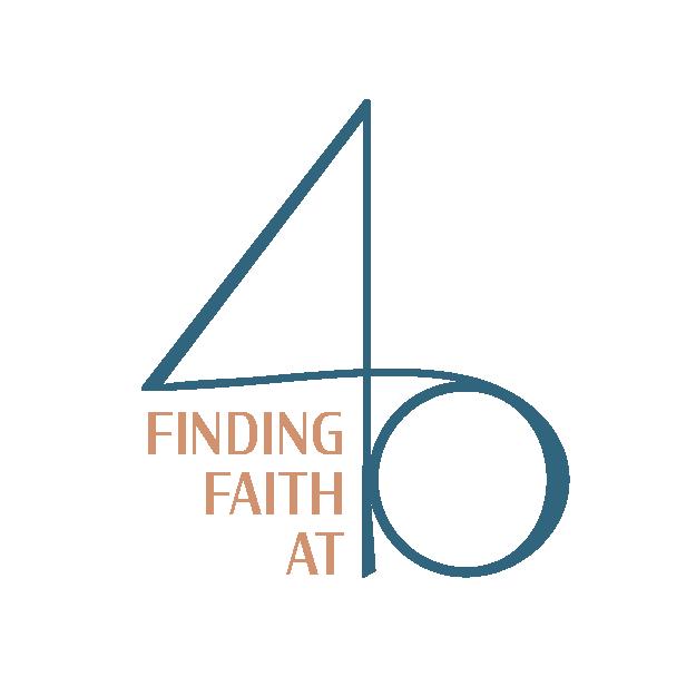 Logo for an over 40 entrepreneur