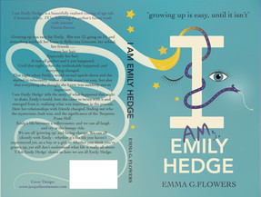I'm Emily Hedge Book Cover Artwork resiz