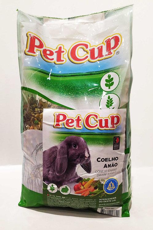 Mistura Coelho Anão Pet Cup 3kg