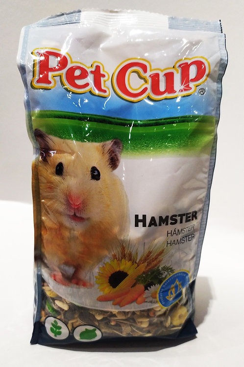 Mistura Cereais Hamster Pet Cup 800 gr
