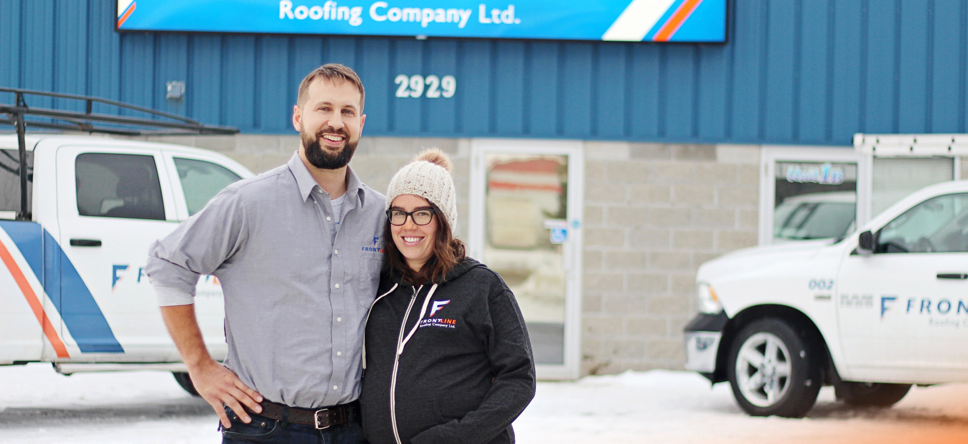 Jesse and Megan Prud'Homme (founders)