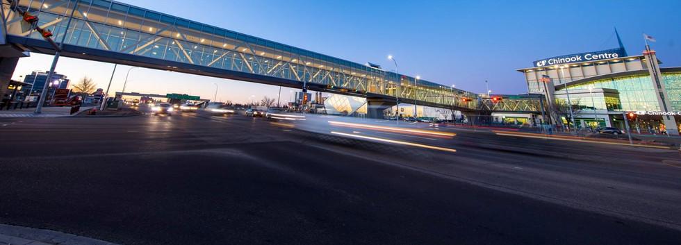 Chinook Pedestrian Bridge