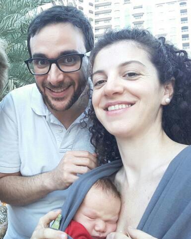 Hani's Birth - A Family Centred Cesarean