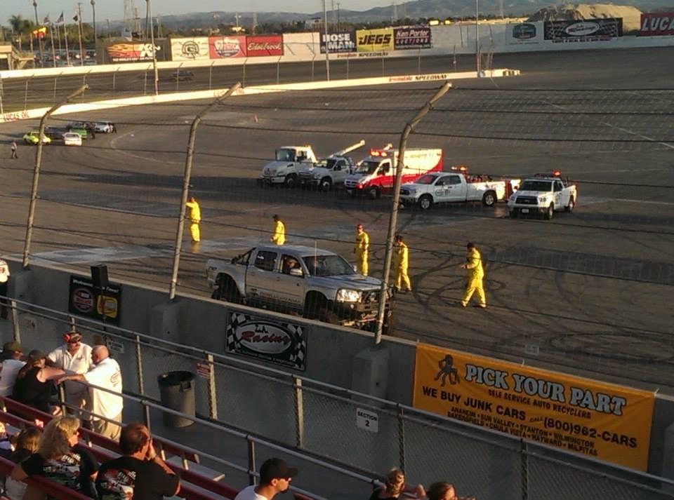 irwindale race track