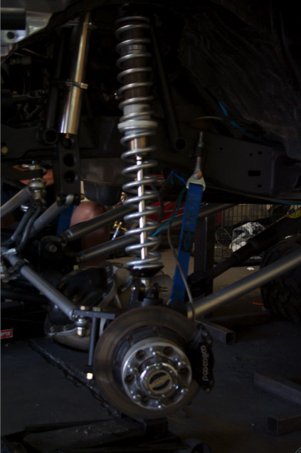 toyota solid axle swap