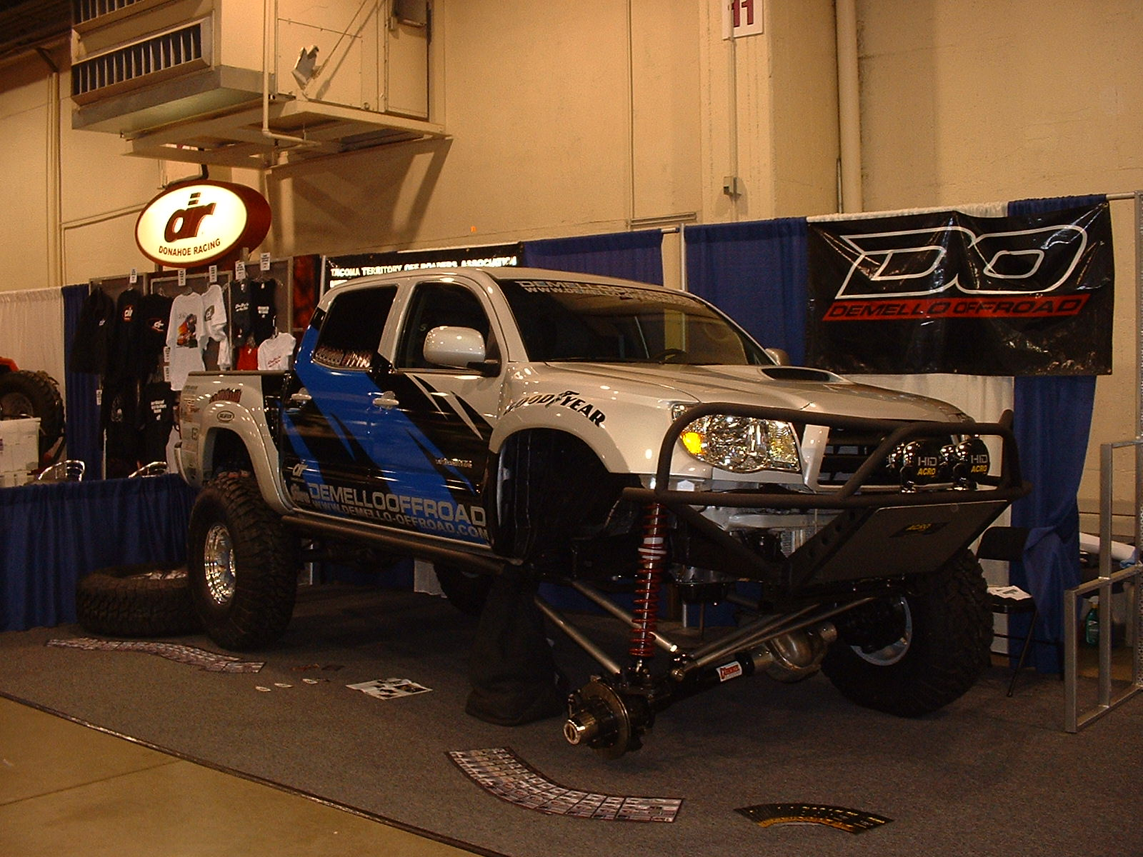 rst solid axle swap