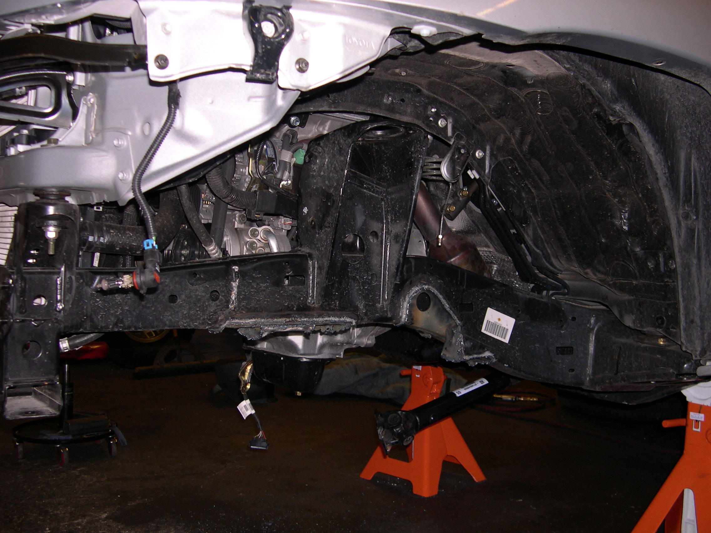 toyot tacoma solid axle swap