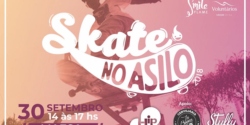 Skate no Asilo Caxias do Sul