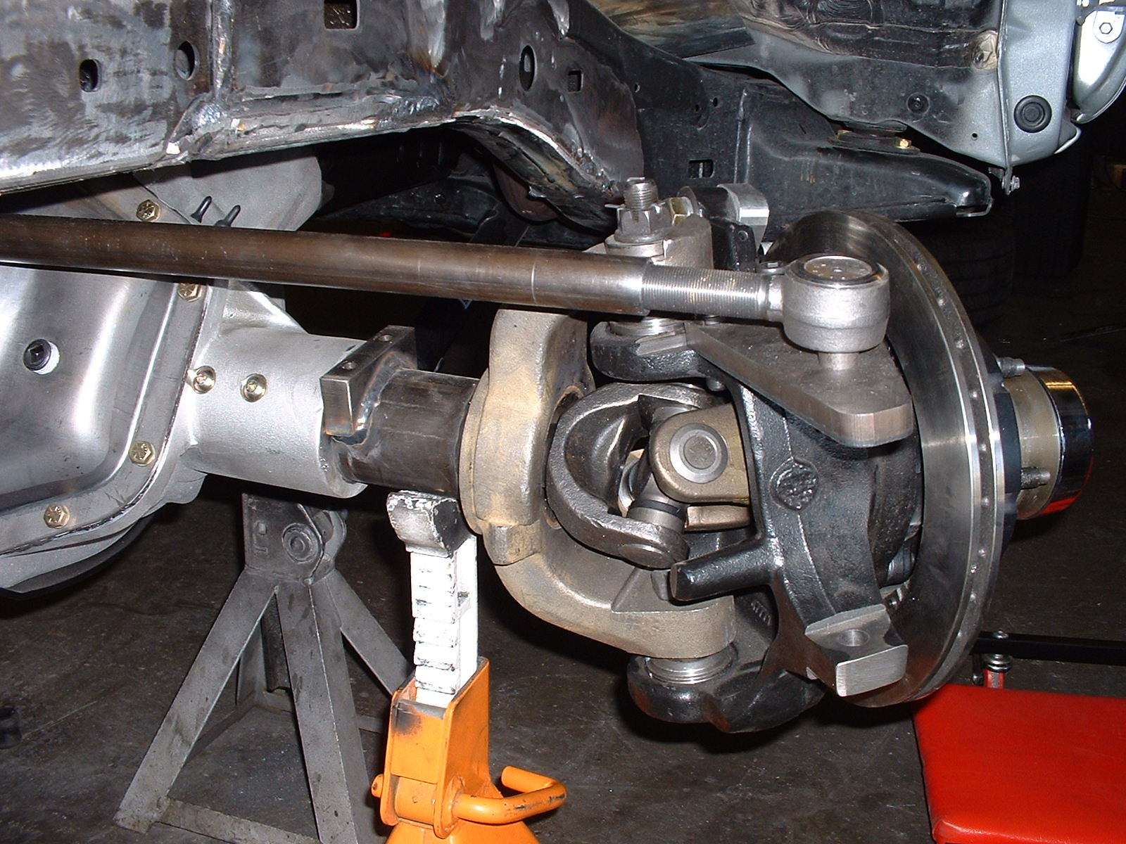 solid axle swap