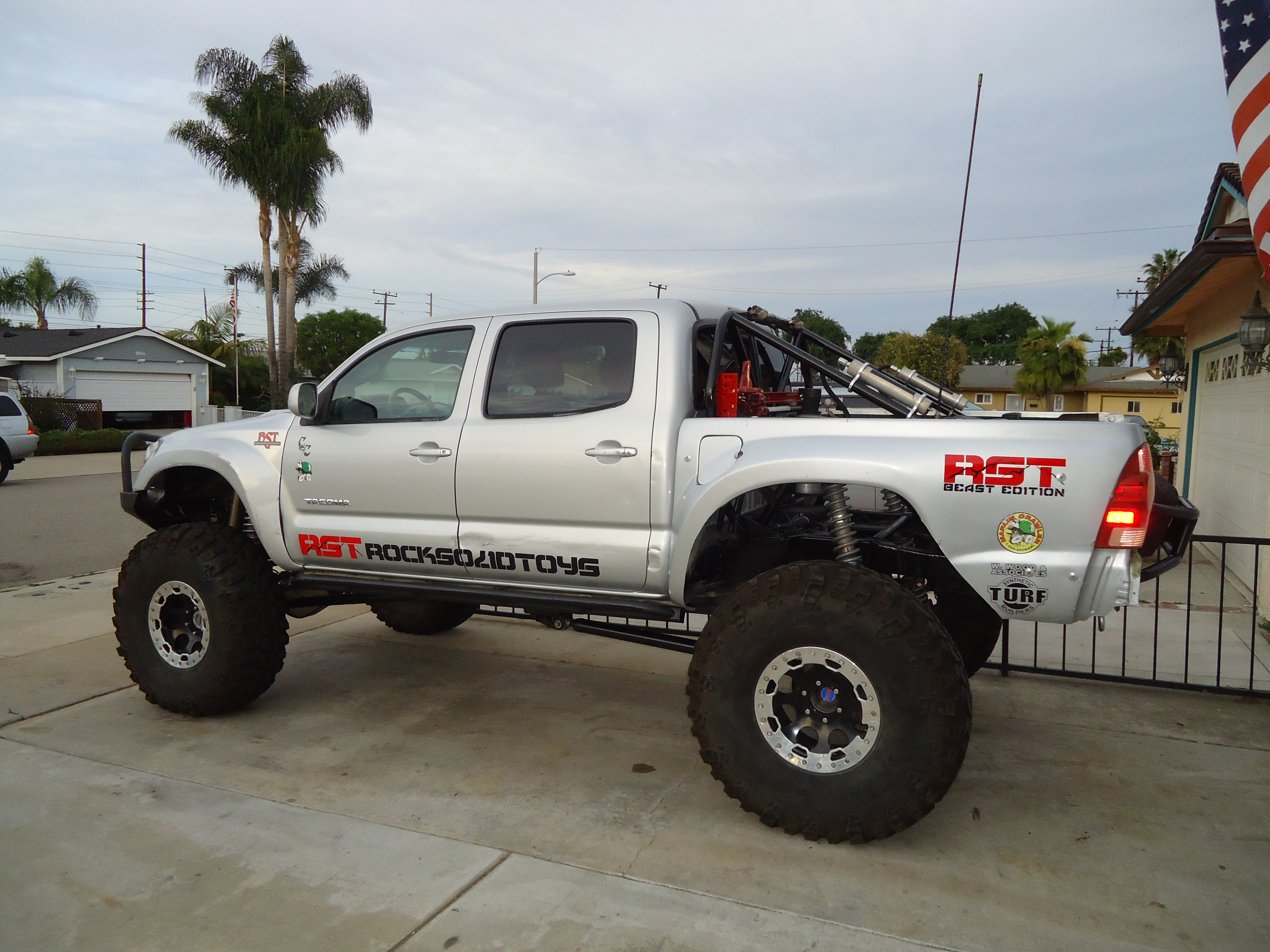the beast rst