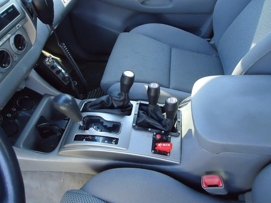 RST Twin Stick FJ Cruiser t case