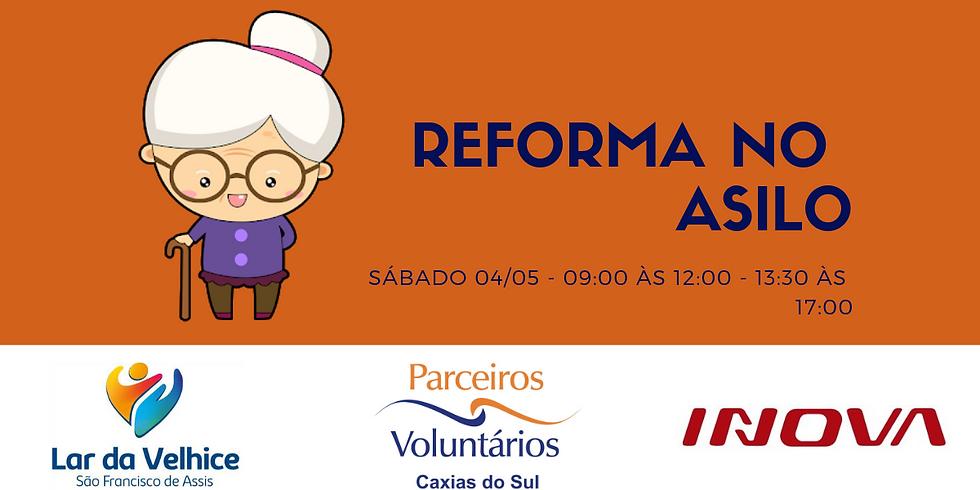 Ação Reforma no Asilo