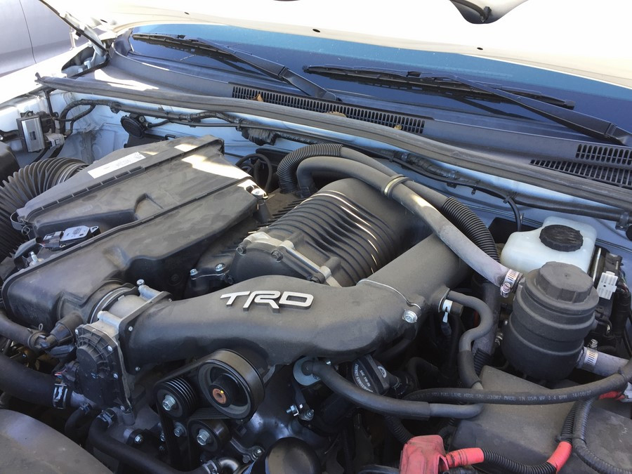 TRD Supercharged 4.0