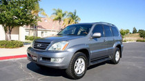 Lexus GX 470.  5 Things I like and 5 I don't.