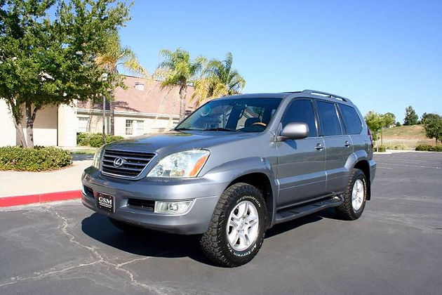 Lexus GX 470  5 Things I like and 5 I don't