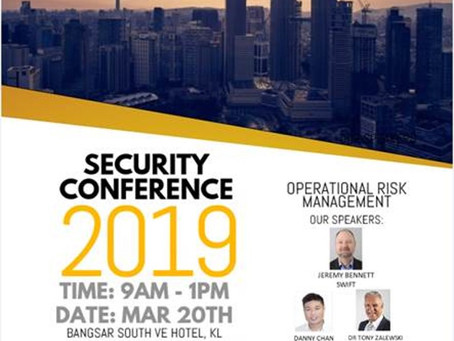 Security Conference 2019