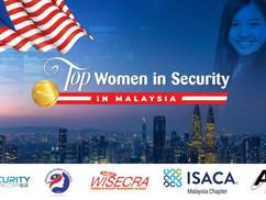 Top Women in Security in Malaysia Awards