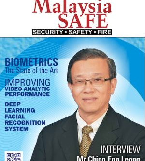 MalaysiaSafe: May-June 2019 Issue Featuring Dr Ching Eng Leong