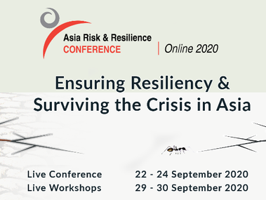 Asia Risk & Resilience Conference 2020