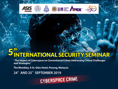 ASIS Malaysia co-host MCPF Penang 5th International Security Seminar