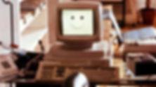 Edgar Smiling Computer