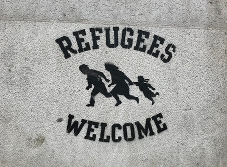 TODAY'S REFUGEE CRISIS