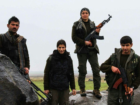 THE ROLE OF WOMEN IN THE ISLAMIC STATE AND IT'S CONTRASTING VIEWS