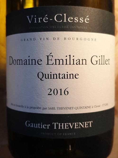 Blanc, Viré Clessé, Domaine Thévenet
