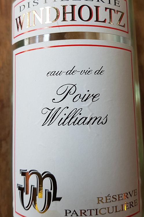 EAU DE VIE, Alsace, Windhlotz, Poire Williams