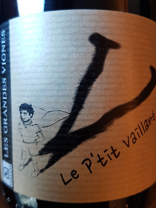 Rouge, Loire, Domaine Vaillant, Le Petit Vaillant