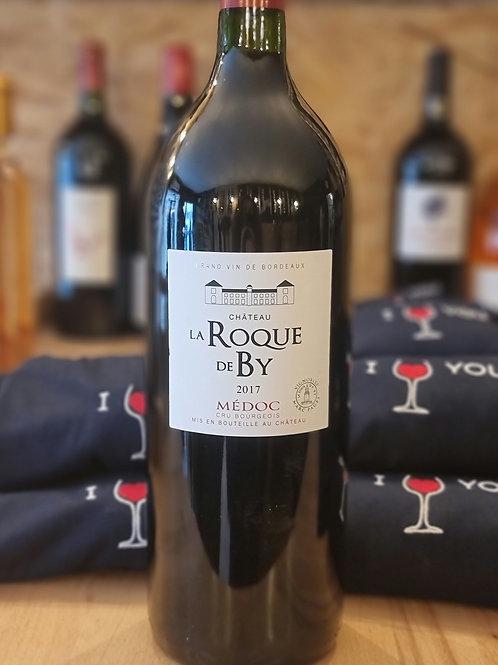 Rouge, Médoc, La Roque de By, magnum