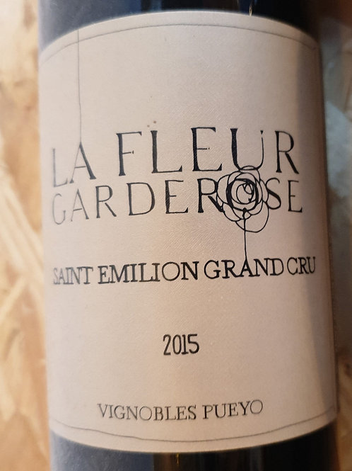 Rouge, Saint Emilion Grand Cru, Vignobles Pueyo
