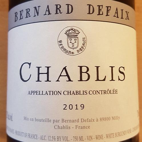 Blanc, Chablis, Bernard DEFAIX